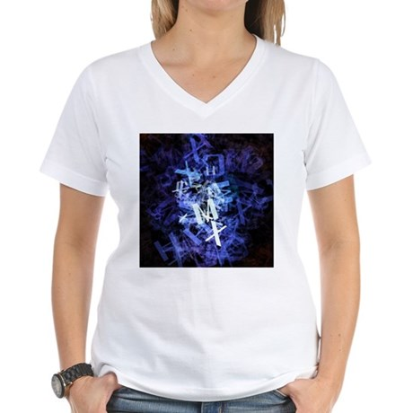 Jumbled aplhabets T-Shirt