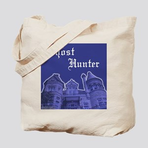 Haunted Mansion Ghost Hunter Tote Bag