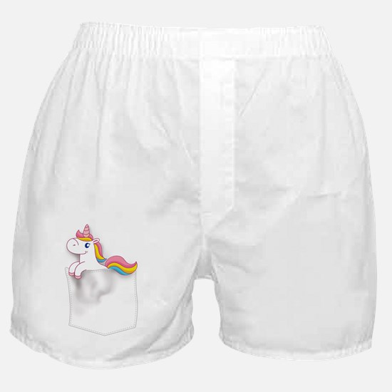 Cute Wishes do come true Boxer Shorts