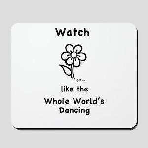 Wallflower Mousepad