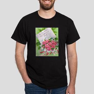 Vintage/Retro Sweet Sixteen Dark T-Shirt
