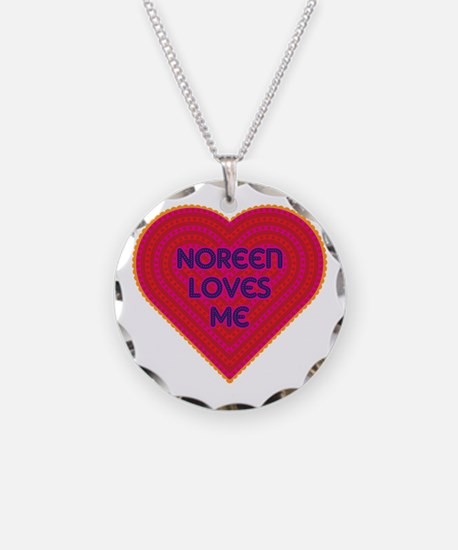 Noreen Loves Me Necklace