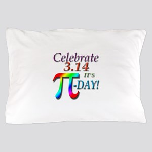 Pi Day Pillow Case