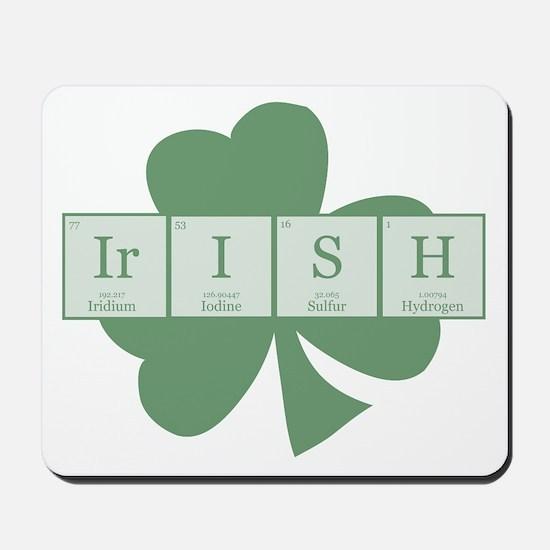 Irish [elements] Mousepad