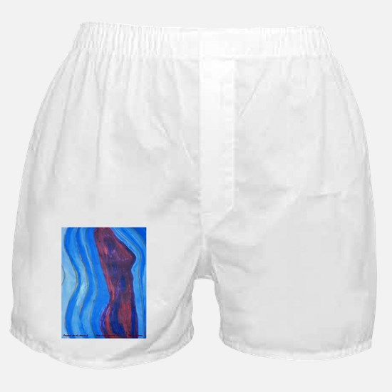 Me In January Boxer Shorts