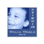 Will's World Sticker
