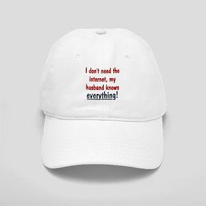 Husband/Everything Cap