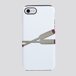 Brown Oars iPhone 7 Tough Case