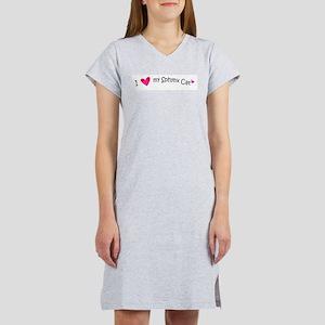 sphynx Women's Nightshirt