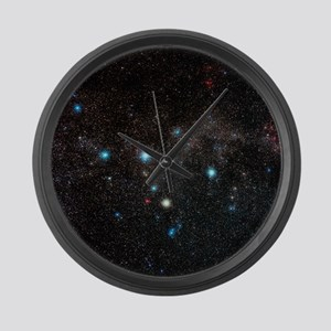 Cassiopeia constellation - Large Wall Clock
