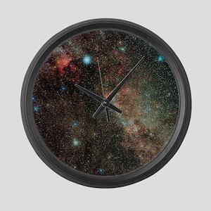 Milky Way in Cygnus - Large Wall Clock