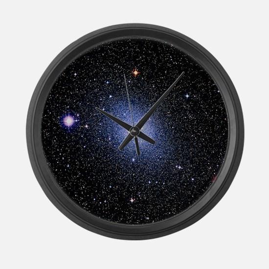 rf galaxy - Large Wall Clock