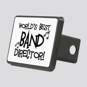 Worlds Best Band Director Hitch Cover