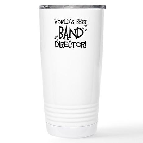 Worlds Best Band Director Travel Mug