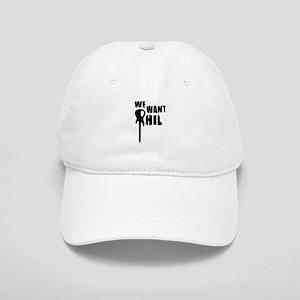 We Want Phil Baseball Cap