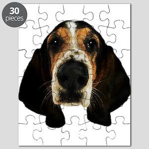 Basset Hound Puzzle