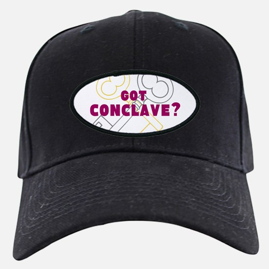 got Conclave? Baseball Hat