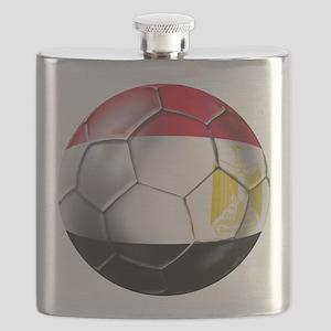 Egypt Soccer Ball Flask