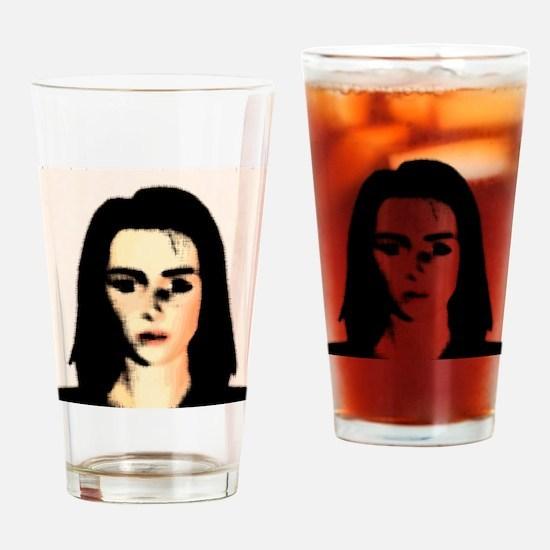Dementia, conceptual artwork - Drinking Glass