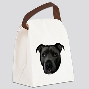 Pit Bull Canvas Lunch Bag