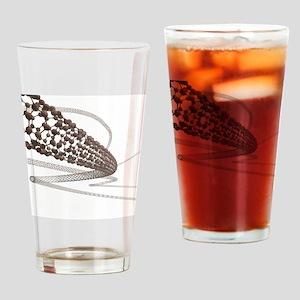 Nanotube technology, artwork - Drinking Glass