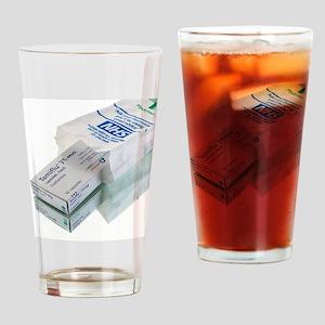 Tamiflu influenza drug - Drinking Glass