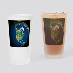 Earth - Drinking Glass