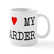 I <3 my warder Mug