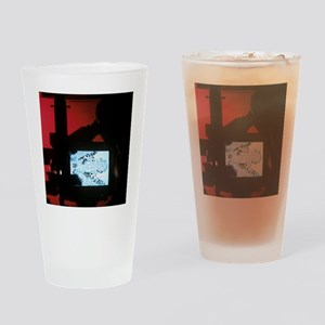 Cancer research - Drinking Glass