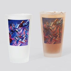 Drug abuse - Drinking Glass
