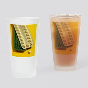 Oral contraception - Drinking Glass