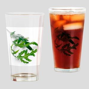 Rocket leaves - Drinking Glass