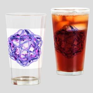 Satellite tobacco necrosis virus - Drinking Glass