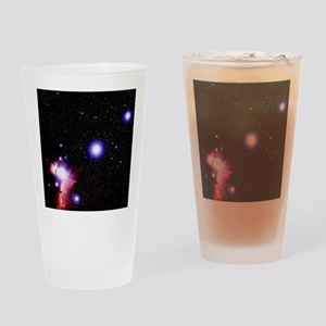 on's belt - Drinking Glass