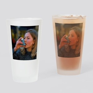 for asthma - Drinking Glass