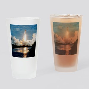 on STS-73 - Drinking Glass