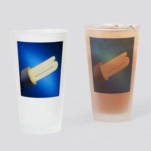 Energy-saving light bulb - Drinking Glass