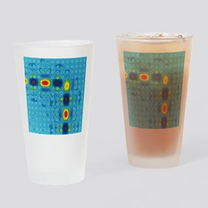 Photonic crystal waveguide - Drinking Glass