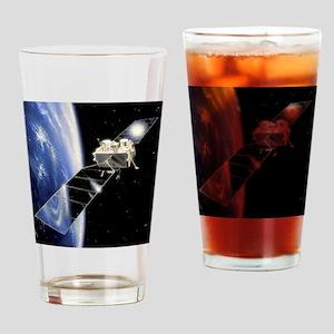 Eureca satellite - Drinking Glass