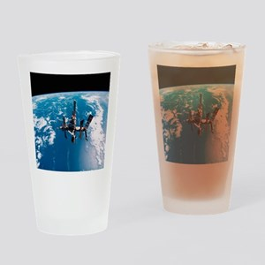 Mir space station - Drinking Glass