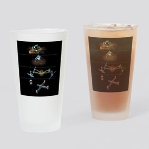 Space construction technique - Drinking Glass