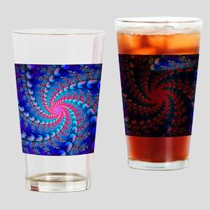 Julia fractal - Drinking Glass