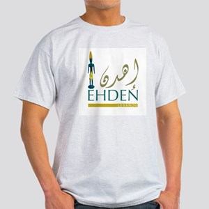 Ehden (Arabic) Ash Grey T-Shirt