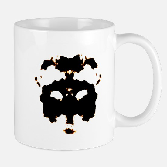 rorschach inkblot test psychology psych Mug