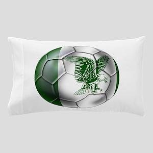 Nigeria Football Pillow Case