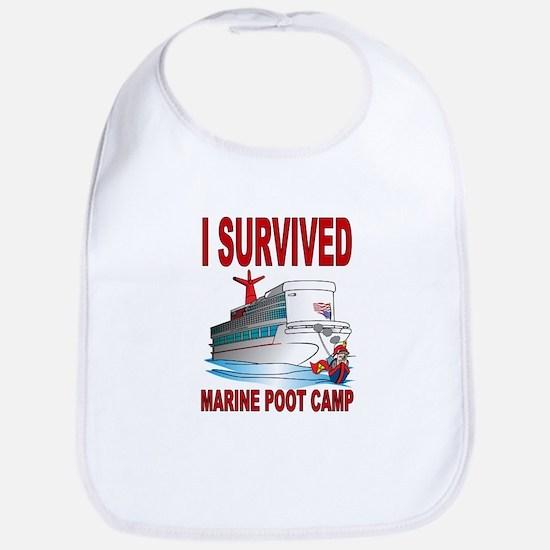 I survived Bib