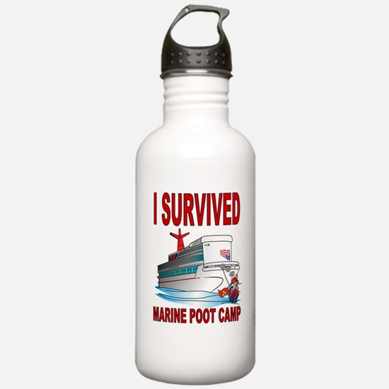 I survived Water Bottle