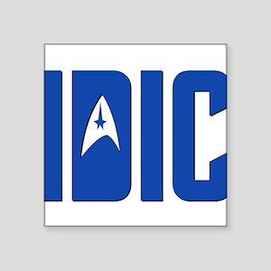 IDIC (w/TOS Insignia) Sticker