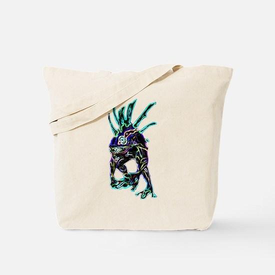 Neon Murloc Tote Bag