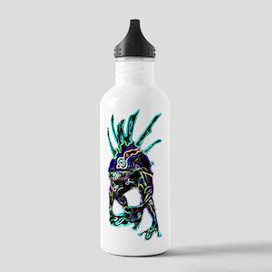 Neon Murloc Water Bottle